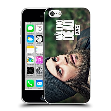 Official Amc The Walking Dead Jesus Looking Up Soft Gel Case For Apple Iphone 5C