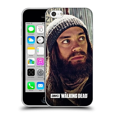 Official Amc The Walking Dead Jesus Watchful Soft Gel Case For Apple Iphone 5C