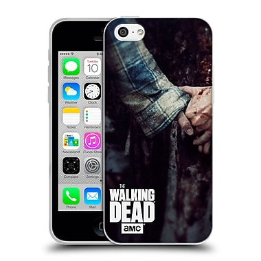 Official Amc The Walking Dead Key Art Hold Hands Soft Gel Case For Apple Iphone 5C