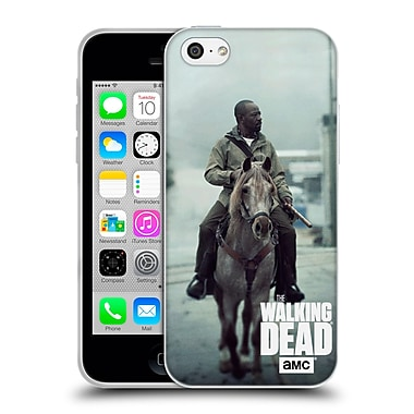 Official Amc The Walking Dead Key Art Morgan Soft Gel Case For Apple Iphone 5C