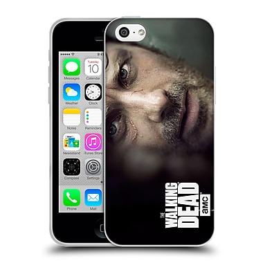 Official Amc The Walking Dead Key Art Rick Soft Gel Case For Apple Iphone 5C