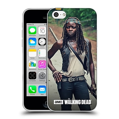Official Amc The Walking Dead Michonne Stance Soft Gel Case For Apple Iphone 5C