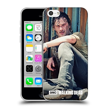 Official Amc The Walking Dead Rick Grimes On The Ground Soft Gel Case For Apple Iphone 5C