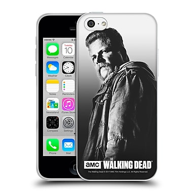 Official Amc The Walking Dead Filtered Portraits Abraham Soft Gel Case For Apple Iphone 5C
