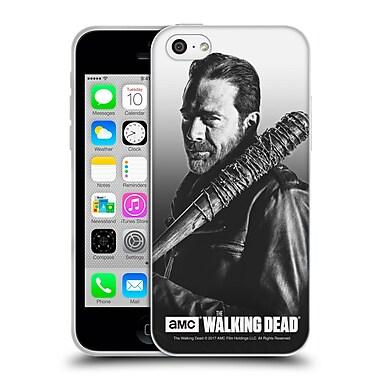 Official Amc The Walking Dead Filtered Portraits Negan Soft Gel Case For Apple Iphone 5C