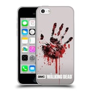 Official Amc The Walking Dead Silhouettes Hand Soft Gel Case For Apple Iphone 5C