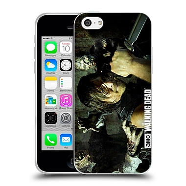 Official Amc The Walking Dead Walker Character Daryl Knife Soft Gel Case For Apple Iphone 5C