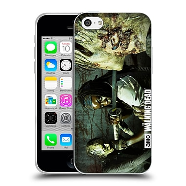 Official Amc The Walking Dead Walker Character Michonne Soft Gel Case For Apple Iphone 5C