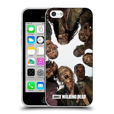 Official Amc The Walking Dead Walker Character Walker Group Soft Gel Case For Apple Iphone 5C