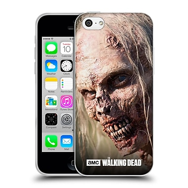Official Amc The Walking Dead Walkers Grin Soft Gel Case For Apple Iphone 5C
