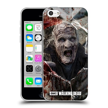 Official Amc The Walking Dead Walkers Hungry Soft Gel Case For Apple Iphone 5C