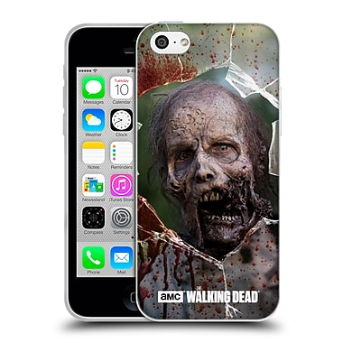 Official Amc The Walking Dead Walkers Jaw Soft Gel Case For Apple Iphone 5C