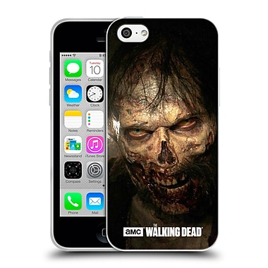 Official Amc The Walking Dead Walkers Stare Soft Gel Case For Apple Iphone 5C