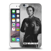 Official Amc The Walking Dead Exposure Glenn Soft Gel Case For Apple Iphone 6 / 6S