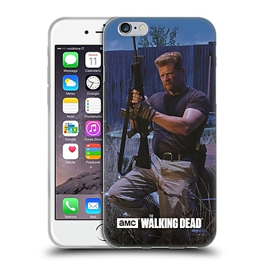 Official Amc The Walking Dead Filtered Characters Abraham Soft Gel Case For Apple Iphone 6 / 6S