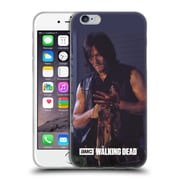 Official Amc The Walking Dead Filtered Characters Daryl Soft Gel Case For Apple Iphone 6 / 6S