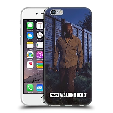 Official Amc The Walking Dead Filtered Characters Morgan Soft Gel Case For Apple Iphone 6 / 6S