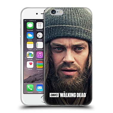 Official Amc The Walking Dead Jesus Thinking Soft Gel Case For Apple Iphone 6 / 6S