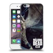 Official Amc The Walking Dead Key Art Necklace Soft Gel Case For Apple Iphone 6 / 6S