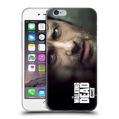 Official Amc The Walking Dead Key Art Rick Soft Gel Case For Apple Iphone 6 / 6S
