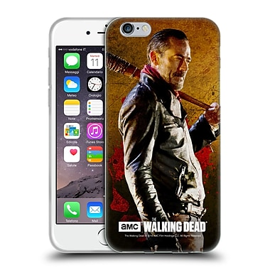 Official Amc The Walking Dead Negan Lucille 1 Soft Gel Case For Apple Iphone 6 / 6S