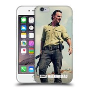 Official Amc The Walking Dead Rick Grimes Stance Soft Gel Case For Apple Iphone 6 / 6S