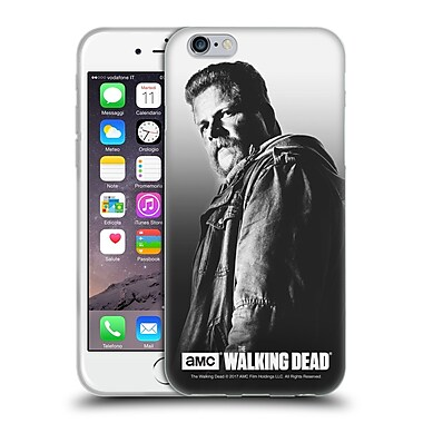 Official Amc The Walking Dead Filtered Portraits Abraham Soft Gel Case For Apple Iphone 6 / 6S