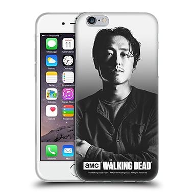 Official Amc The Walking Dead Filtered Portraits Glenn Soft Gel Case For Apple Iphone 6 / 6S