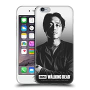 Official Amc The Walking Dead Filtered Portraits Glenn Soft Gel Case For Apple Iphone 6 / 6S