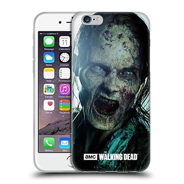 Official Amc The Walking Dead Walker Character Walker Bite Soft Gel Case For Apple Iphone 6 / 6S