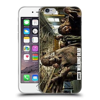 Official Amc The Walking Dead Walker Character Walker Chase Soft Gel Case For Apple Iphone 6 / 6S