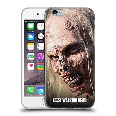 Official Amc The Walking Dead Walkers Grin Soft Gel Case For Apple Iphone 6 / 6S