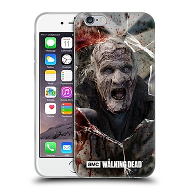 Official Amc The Walking Dead Walkers Hungry Soft Gel Case For Apple Iphone 6 / 6S