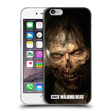 Official Amc The Walking Dead Walkers Stare Soft Gel Case For Apple Iphone 6 / 6S