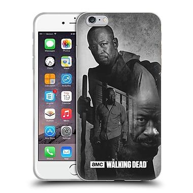 Official Amc The Walking Dead Exposure Morgan Soft Gel Case For Apple Iphone 6 Plus / 6S Plus