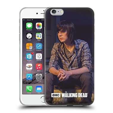 Official Amc The Walking Dead Filtered Characters Carl Soft Gel Case For Apple Iphone 6 Plus / 6S Plus