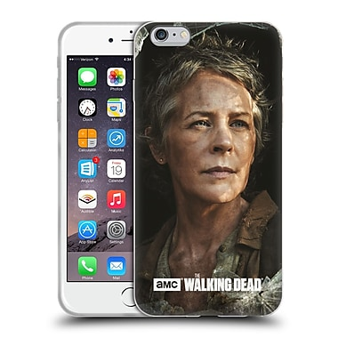 Official Amc The Walking Dead Filtered Characters Carol Soft Gel Case For Apple Iphone 6 Plus / 6S Plus