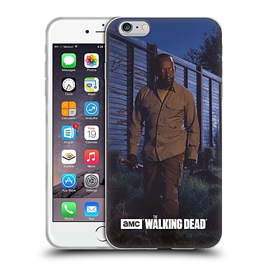 Official Amc The Walking Dead Filtered Characters Morgan Soft Gel Case For Apple Iphone 6 Plus / 6S Plus