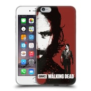 Official Amc The Walking Dead Gore Bloody Face Rick Soft Gel Case For Apple Iphone 6 Plus / 6S Plus