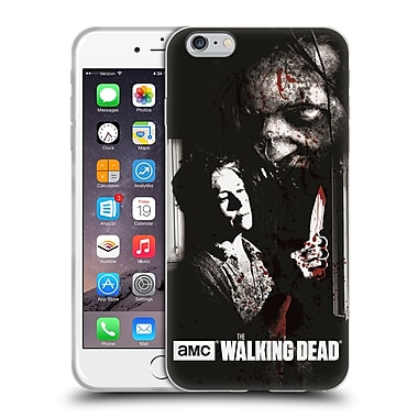 Official Amc The Walking Dead Gore Fearless Carol Soft Gel Case For Apple Iphone 6 Plus / 6S Plus