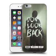 Official Amc The Walking Dead Quotes Dont Look Back Soft Gel Case For Apple Iphone 6 Plus / 6S Plus