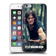 Official Amc The Walking Dead Daryl Dixon Lurk Soft Gel Case For Apple Iphone 6 Plus / 6S Plus