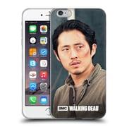 Official Amc The Walking Dead Glenn Rhee Looking Sideways Soft Gel Case For Apple Iphone 6 Plus / 6S Plus