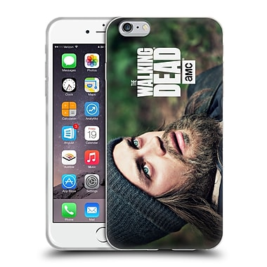 Official Amc The Walking Dead Jesus Looking Up Soft Gel Case For Apple Iphone 6 Plus / 6S Plus