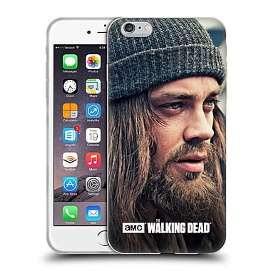 Official Amc The Walking Dead Jesus Staring Into Distance Soft Gel Case For Apple Iphone 6 Plus / 6S Plus