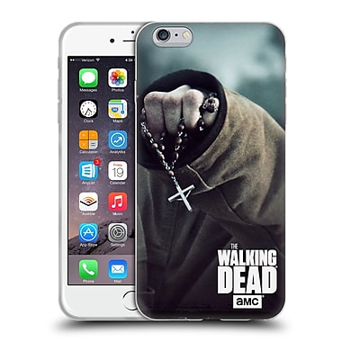 Official Amc The Walking Dead Key Art Rosary Soft Gel Case For Apple Iphone 6 Plus / 6S Plus