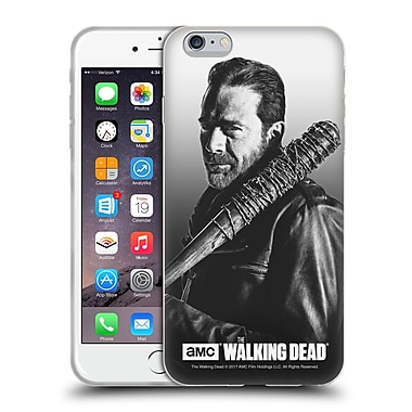 Official Amc The Walking Dead Filtered Portraits Negan Soft Gel Case For Apple Iphone 6 Plus / 6S Plus