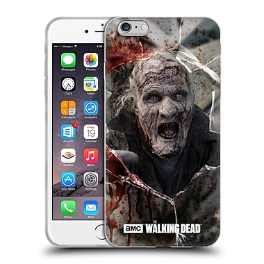 Official Amc The Walking Dead Walkers Hungry Soft Gel Case For Apple Iphone 6 Plus / 6S Plus