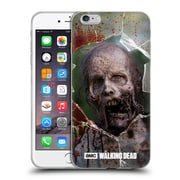Official Amc The Walking Dead Walkers Jaw Soft Gel Case For Apple Iphone 6 Plus / 6S Plus