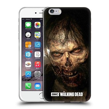 Official Amc The Walking Dead Walkers Stare Soft Gel Case For Apple Iphone 6 Plus / 6S Plus